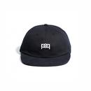 POP TRADING CO. PARRA SIXPANEL CAP BLACK CORD