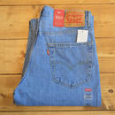 LEVI'S 550 RELAXED FIT JEANS LIGHT STONE WASH
