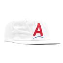 ALLTIMERS BIG A CAP - WHITE
