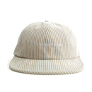 POP SCRIPT FLEXFORM 6 PANEL HAT TAN