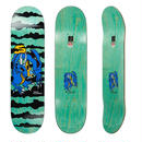 POLAR SKATE CO.  Oskar Rozenberg - Dragon Sunset Green