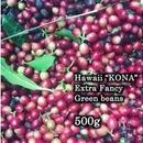 【生豆】ハワイコナ100% エクストラファンシー 500g