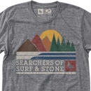EXPEDITION TEE HEATHER GREY