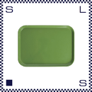 CAMBRO キャンブロ カムトレー スクエア Mサイズ ライトグリーン 250×203mmトレー グラスファイバー製 アメリカ製