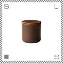 キントー SCS コーヒーキャニスター ブラウン 保存容器 600ml