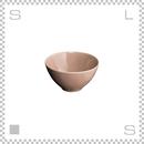 KINTO キントー ATELIER TETE アトリエテテ ライスボウル 115mm ピンクベージュ Φ115/H65mm 茶碗 日本製