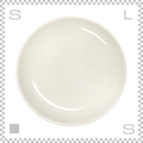 Common コモン プレート 270mm ホワイト Φ270/H35mm 波佐見焼 日本製