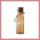 Kalita カリタ コーヒーストレージボトル ブラウン W62/D62/H201mm 300ml 保存ボトル 保存容器