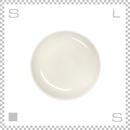 Common コモン プレート 210mm ホワイト Φ210/H24mm 波佐見焼 日本製