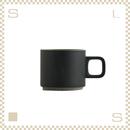 ハサミポーセリン マグカップ Sサイズ ブラック Φ85/H72mm 300ml スタッキング可 HPB019 Hasami Porcelain