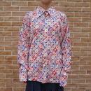 70's Mah-jongg  L/S shirt
