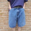"""POLO JEANS"" denim half pants"