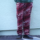 """ZUBAZ"" easy pants(red)"