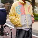 "80s ""jamie sadock"" nylon jacket"