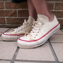 80's converse ALL STAR Low (Dead Stock)
