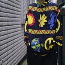 80s Peaceful pattern  shirt