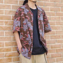 """POLO JEANS"" oriental pattern S/S shirt"