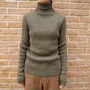 """RALPH LAUREN""  turtleneck knit"