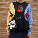 "80s ""SNOOPY"" design sweat"