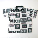 NK bootleg polo shirt