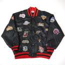 2003 NBA patchs stadium jacket