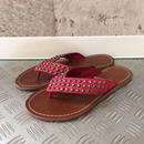【SALE】COLE HAAN STUDS sandal ピンク 23㎝