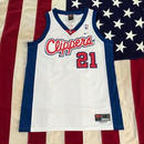 【USED】NIKE D.MILES 23 jersey ホワイト M