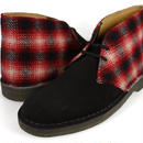 CLARKS×WOOL RICH DESERT BOOT 9
