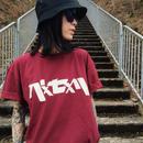 パxセxリ カタカナ ベーシックロゴ◎Tシャツ
