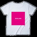 QLD2014ツアー記念Tシャツ(White×Pink)