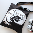 [Ballet Maniacs] Martha Graham Tote Bag Movement Never Lies