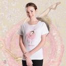 Ballet Papier Fit Style T-shirt 'Sugar Plum Fairy'