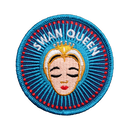 [The Ballet Bag] Odette Swan Queen Embroidered Patch