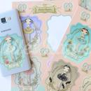 Ballet Papier Sticker