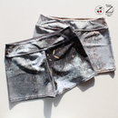 [Zi dancewear x quatre-quarts 別注] The Shorts Stretch stained with the print Delicate Dirt & Mud