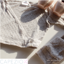 [Capezio] クロスオーバーニットトップ・CK1039W 【限定】