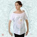 Ballet Papier Loose Fit Style T-shirt 'Swan Queen'