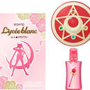 [New]  Rohto 's eye drops Rote Lee Blanc Sailor Moon collaboration design