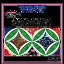 Cathedral Window Technique 1 カテドラルウィンドウテクニック1