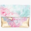 Tie Dye Clutch Bag No,38
