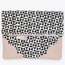 Graphic Clutch Bag No,106