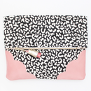 Graphic Clutch Bag No,105