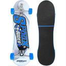 3歳から乗れるスケートボード【SPOON RIDER】スプーンライダー   color : Blue