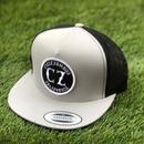 カリフォルニア発! サイクルゾンビーズ【CYCLE ZOMBIES】CALIFORNIA Twill Trucker Hat