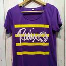 3月Tシャツ祭り!レイディックス【RADIX ORIGINAL】レディースTシャツ カラー:パープル