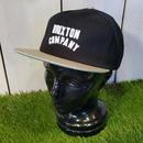 ブリクストン【BRIXTON】WOODBURN SNAPBAK color:BLACK/LIGHT HEATHER GREY
