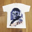 RARETE (ラルテ)   ジェームス ディーン コラージュ  Tシャツ ホワイト  星柄