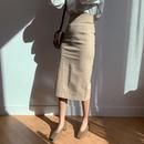 コットンタイトスカート