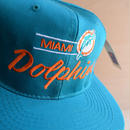 ''MIAMI Dolphins'' DEAD STOCK 90s BBCAP