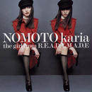 CD 野本かりあ『the girl from R.E.A.D.Y.M.A.D.E.』